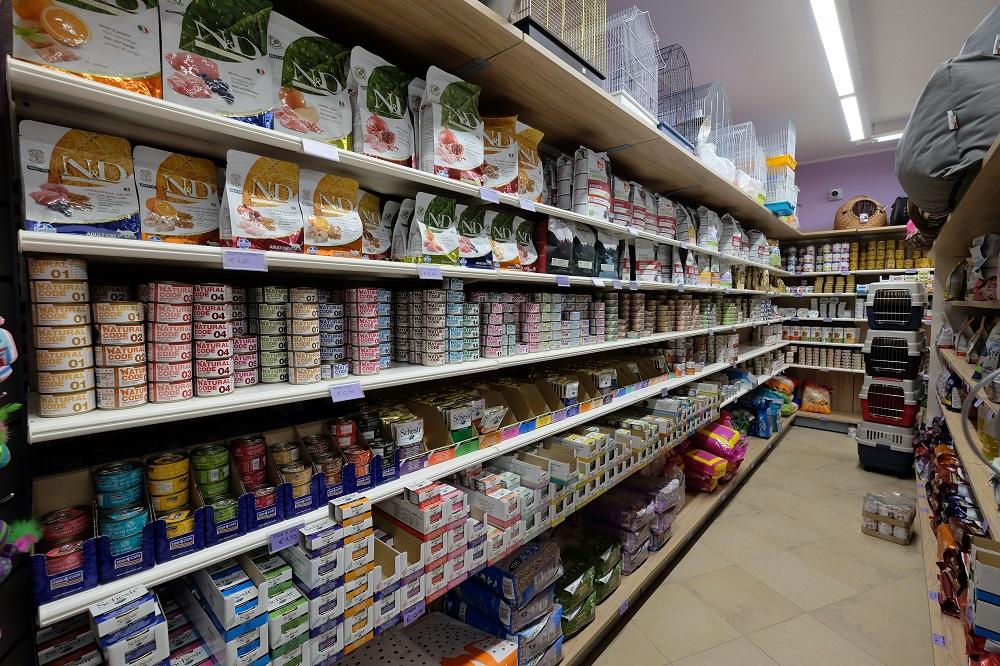 Alimenti per animali Piossasco Torino