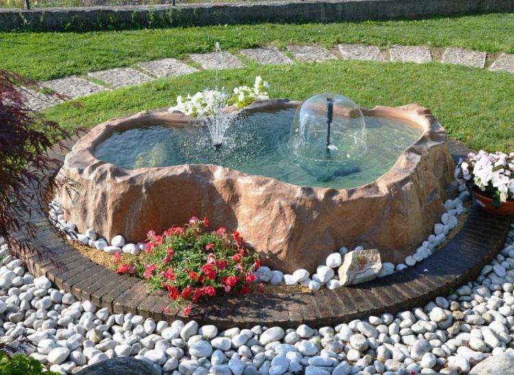 Laghetti da giardino per pesci e tartarughe in vendita a for Laghetti ornamentali